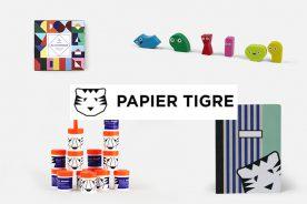 パリ発の文具雑貨ブランドPAPIER TIGRE(パピエ ティグル)をご紹介