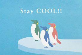 Stay cool!夏をクールに涼しく過ごすための【ひんやりグッズ】9選